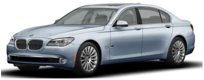 Product Image - 2012 BMW ActiveHybrid 750Li