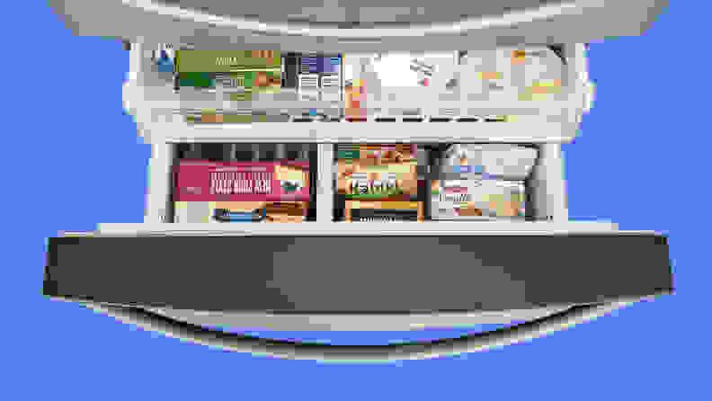 Frigidaire FG4h2272UF Freezer