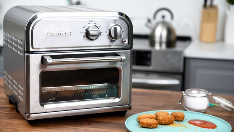 Best Air Fryers - Cuisinart Compact