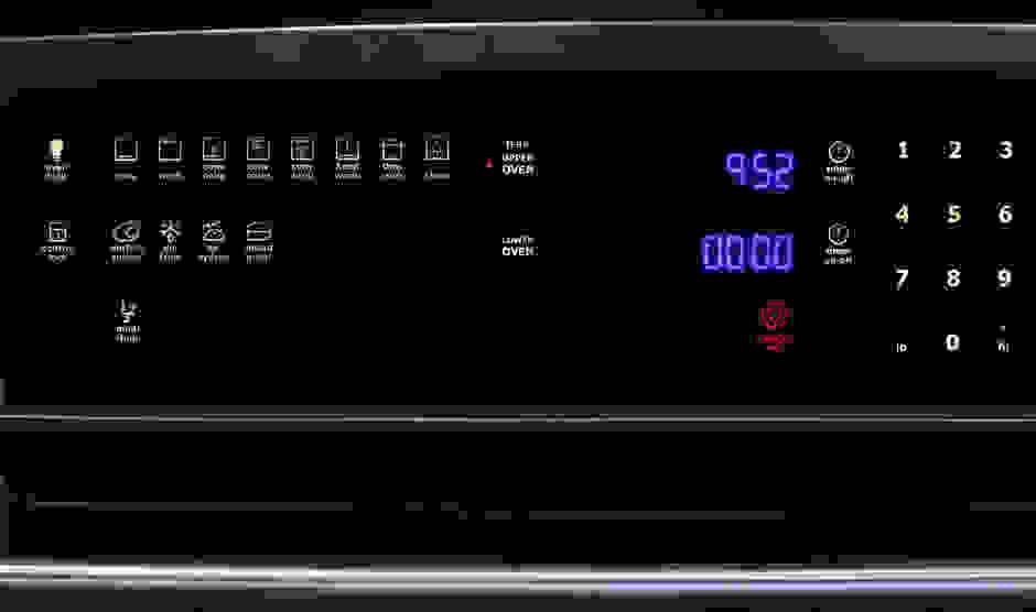 Electrolux EW30EW65GS  Controls