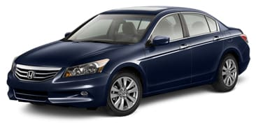 Product Image - 2012 Honda Accord Sedan EX-L V-6