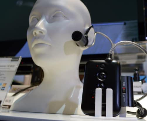 Product Image - Panasonic HX-A100