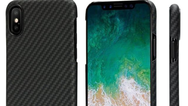 Pitaka Minimalist iPhone X Case