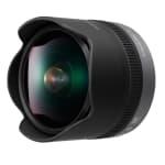 Panasonic lumix g fisheye 8mm f:3.5 lens