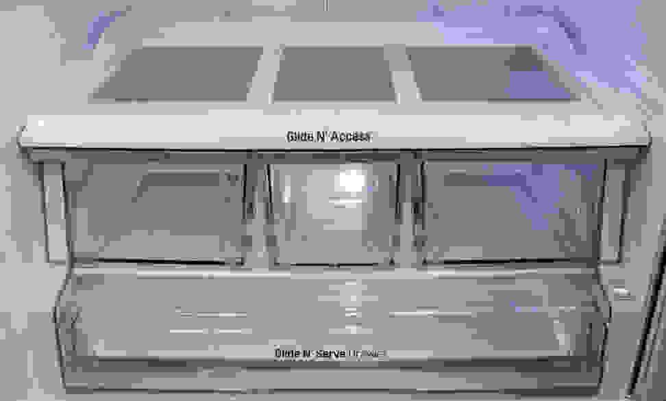 LG LFXS30796D Crispers