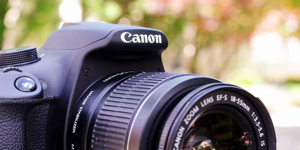 Canon T5 DSLR