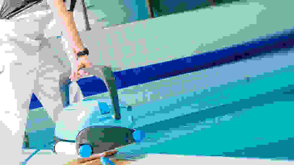 Pool Robot Vacuums