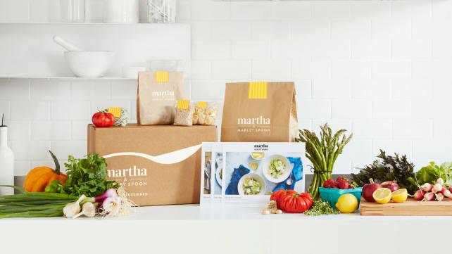 Martha & Marley Spoon - Packaging