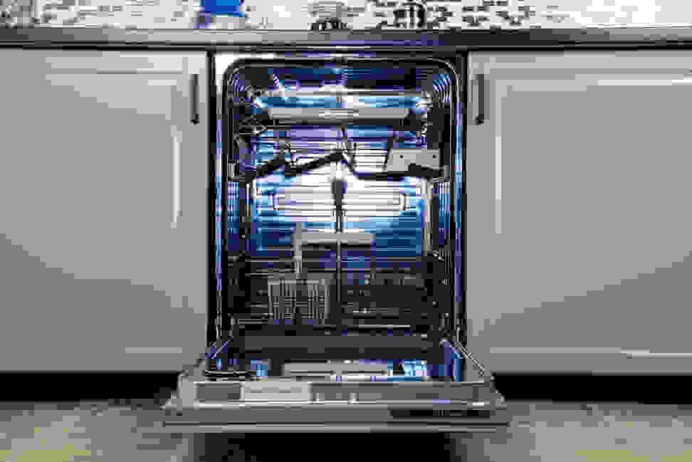 An Asko dishwasher