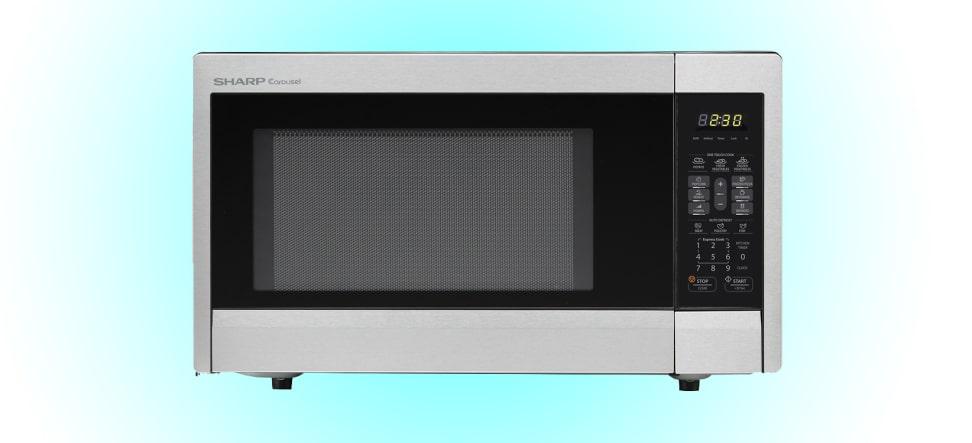 Sharp R-331ZS Microwave