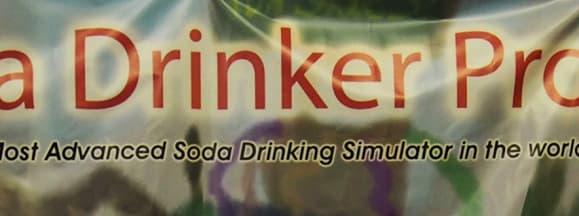Soda drinker pro hero 110