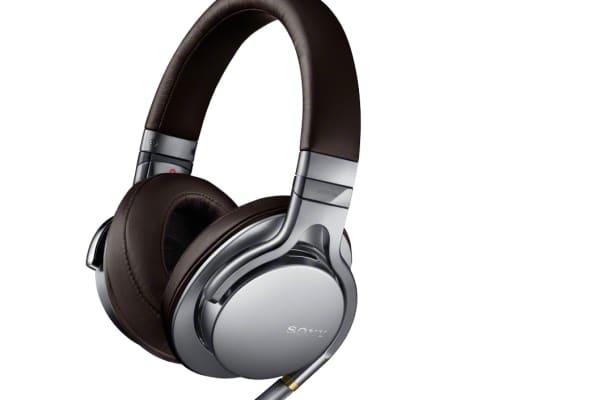 Sony's new MDR-1A hi-res headphones