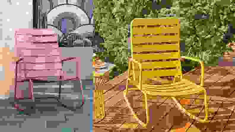 Roberta Rocking Chair
