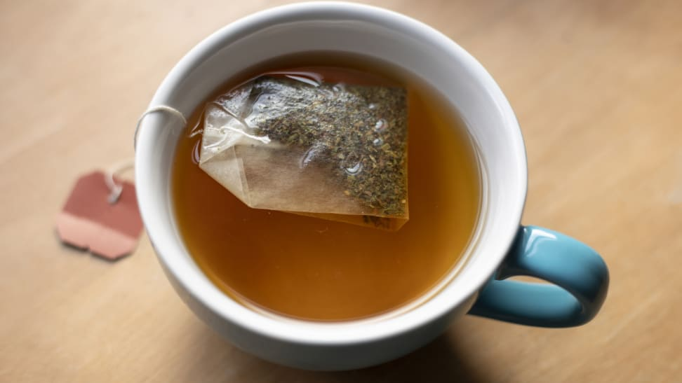Your tea bags could be toxic—here's what to use instead - Reviewed