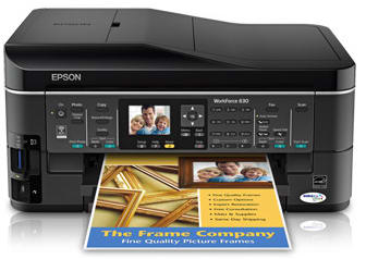 Product Image - Epson WorkForce 630