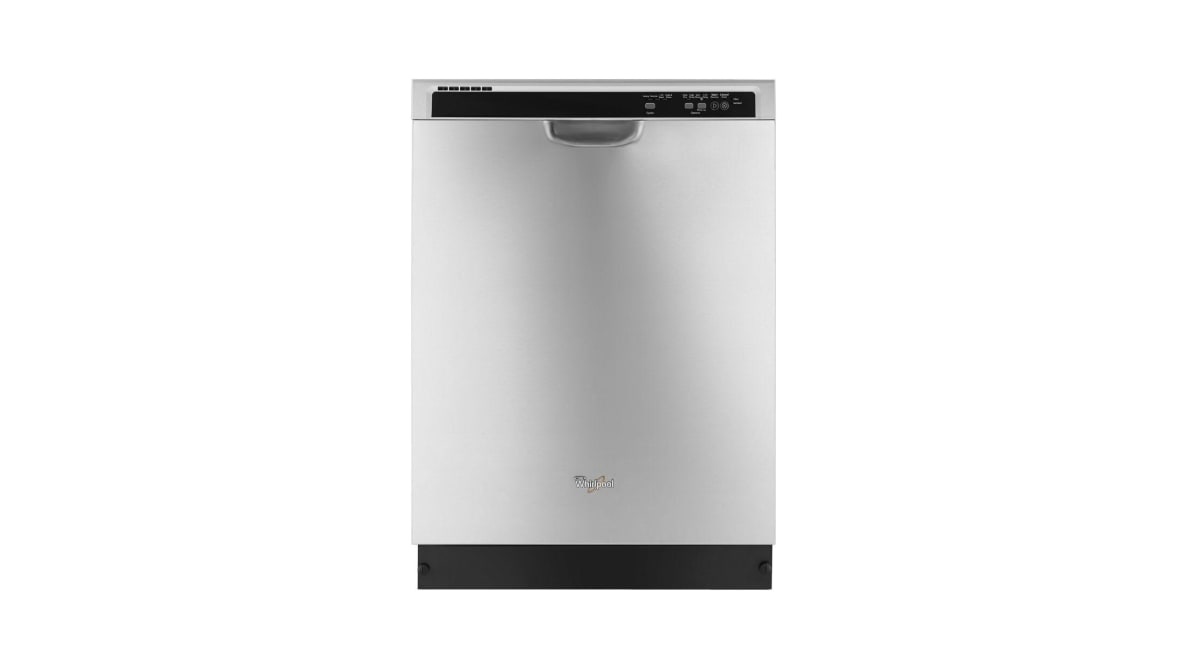 The Whirlpool WDF520PADM is a highly affordable stainless steel dishwasher