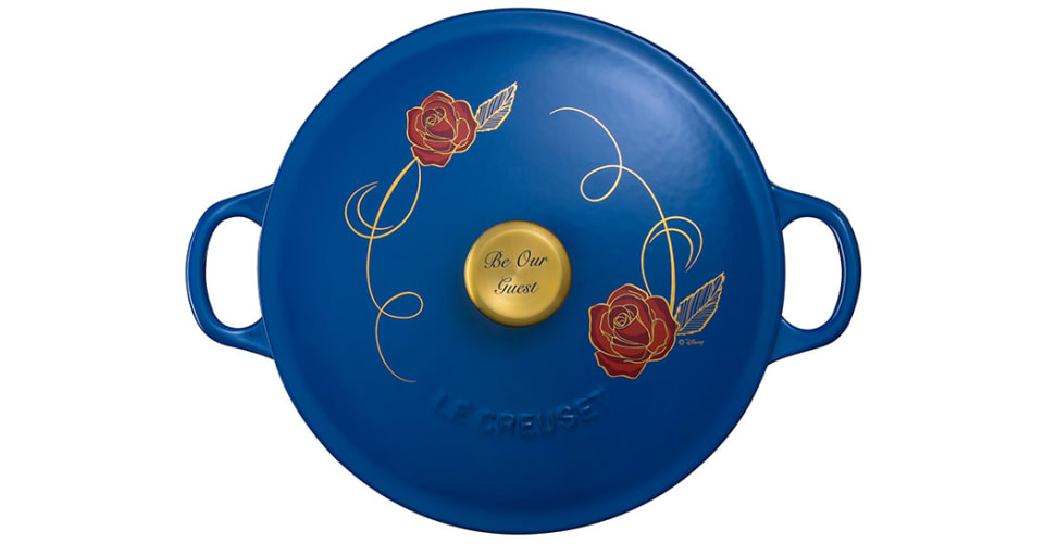 Disney x Le Creuset soup pot