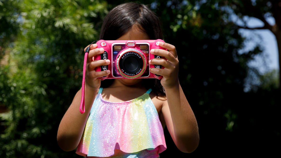 The best digital cameras for kids