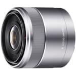 Sony e 30mm f:3.5 macro e mount macro lens