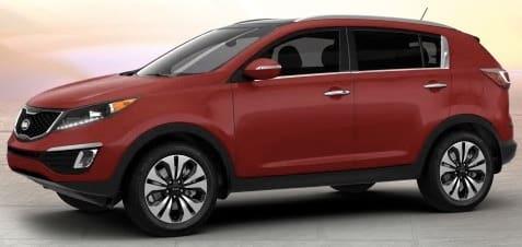 Product Image - 2013 Kia Sportage SX