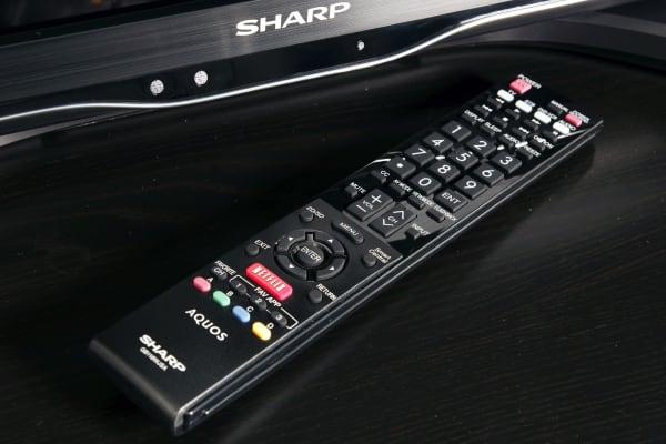 Sharp LC-60EQ10U remote control