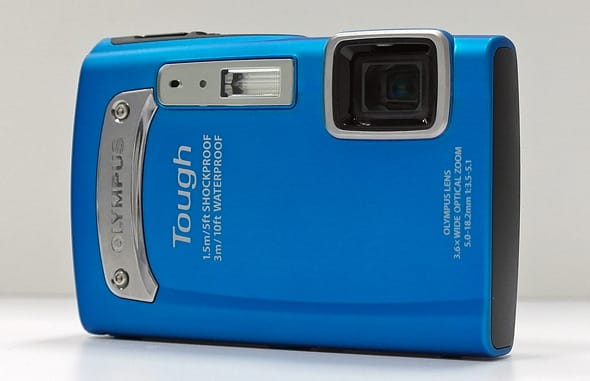 Product Image - Olympus TOUGH TG-320