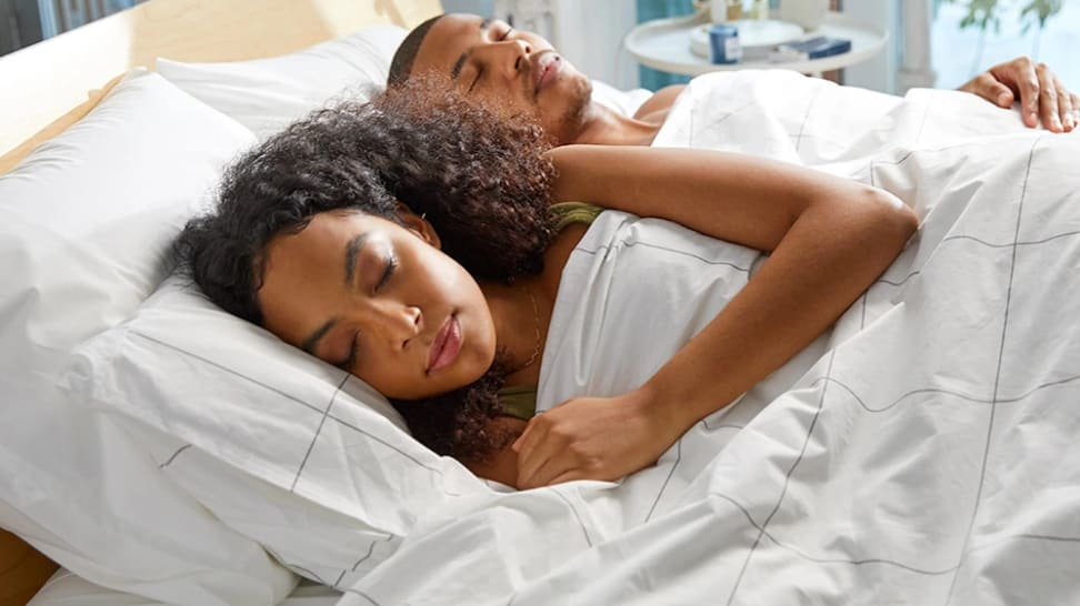 People have been asking for a weighted comforter for years, and it's finally here.