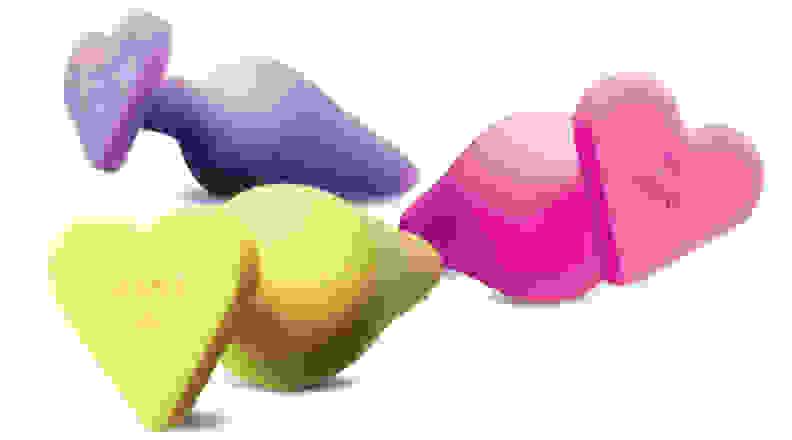 Naughty Candy Hearts