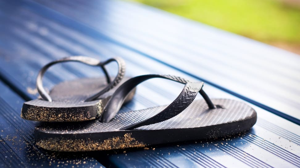 f3fca1a8c968 How do I clean flip-flops  - Reviewed Home   Outdoors