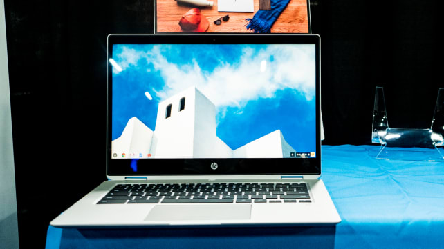 HP x360 Chromebook G1
