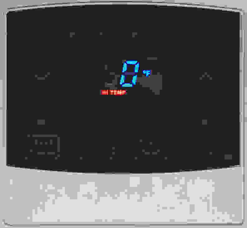 Kenmore Elite 28093 Controls