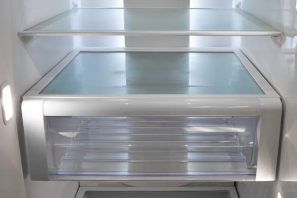 deli drawer and shelf