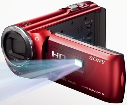 Product Image - Sony  Handycam HDR-PJ380