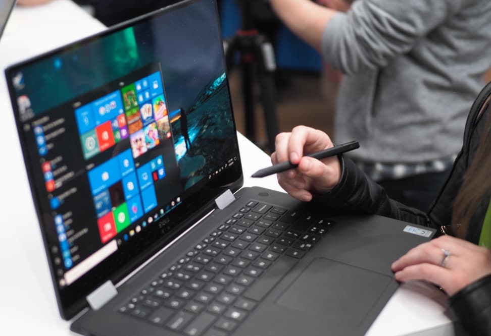 The coolest thing about the Dell XPS 15 (2018) is the ultra-thin