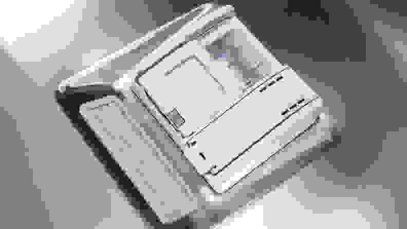 LG LDP6797ST detergent dispenser