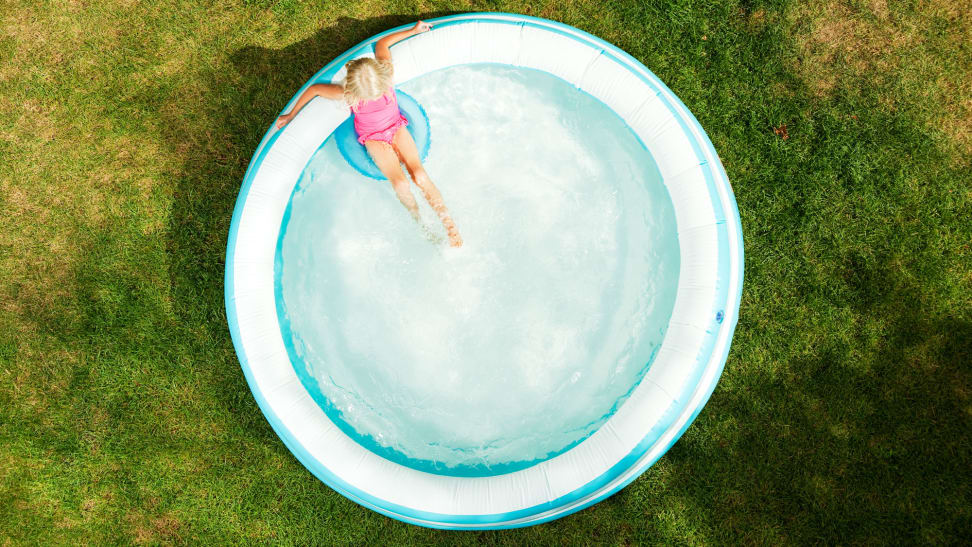 Are inflatable above ground pools worth the effort?