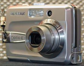 Product Image - Pentax Optio E10