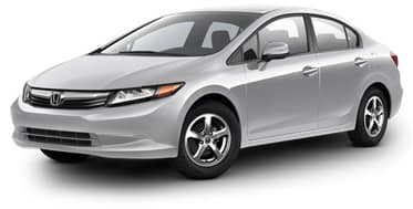 Product Image - 2012 Honda Civic Natural Gas
