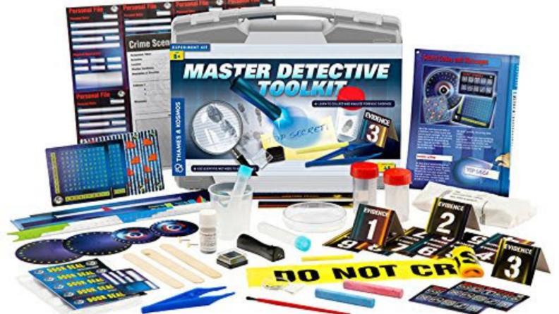 Thames & Kosmos Detective Kit