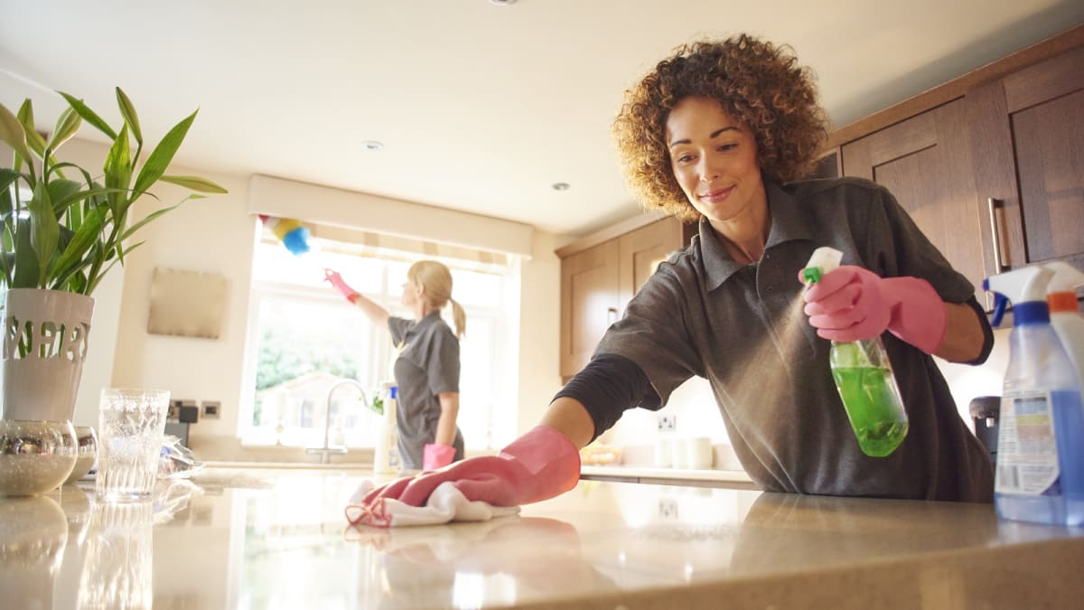 I hired Amazon to clean my house—was it worth it?