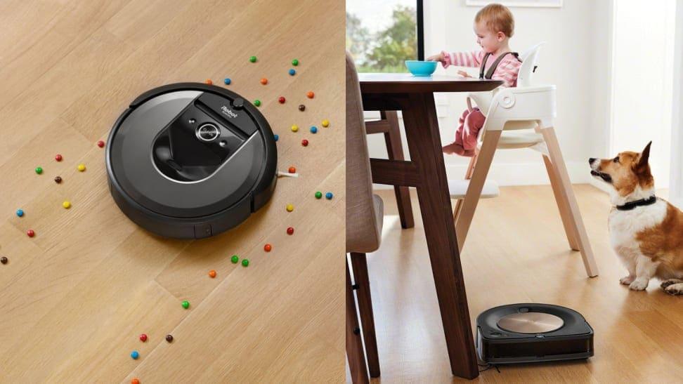The Best iRobot Roomba vacuums