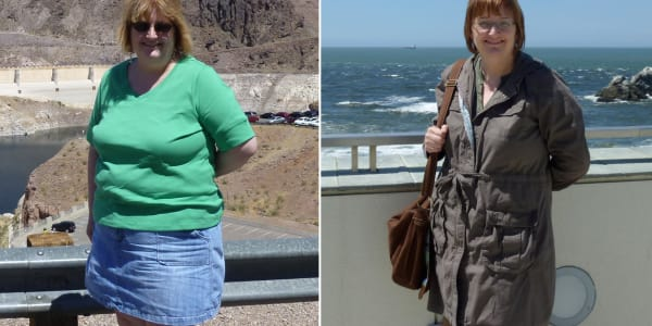 10 things that helped me lose 100 pounds in a year