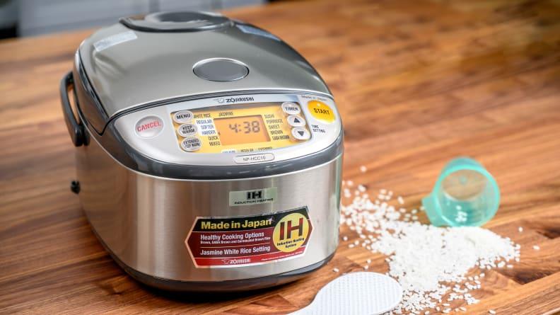 Zojirushi Induction Heat Rice Cooker Best Upgrade