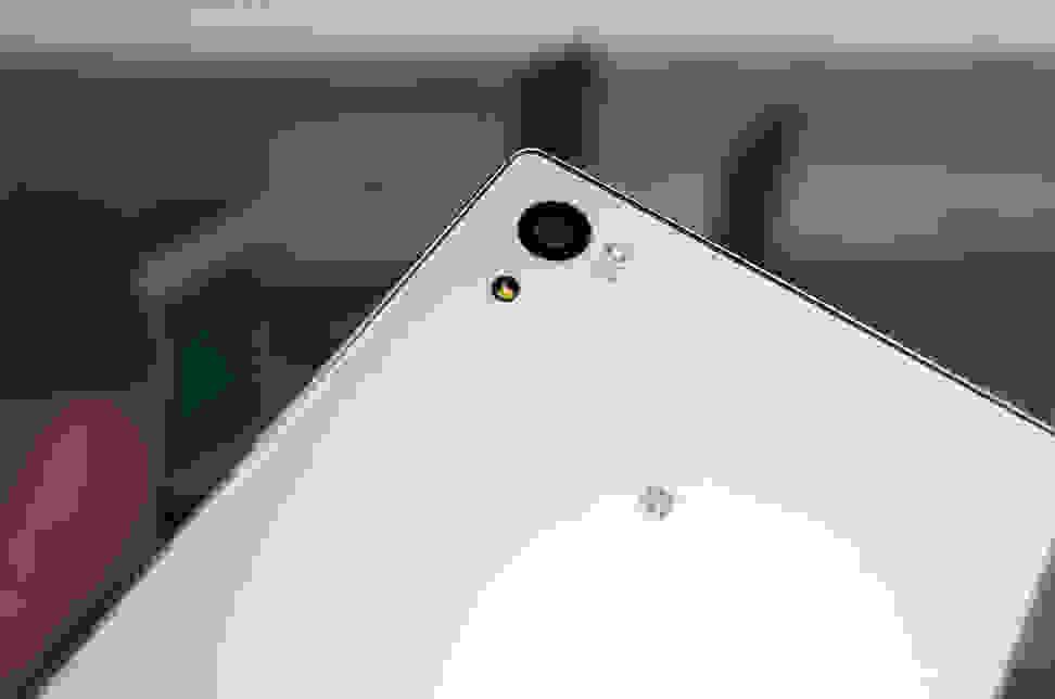 Sony Xperia Z5 – Camera