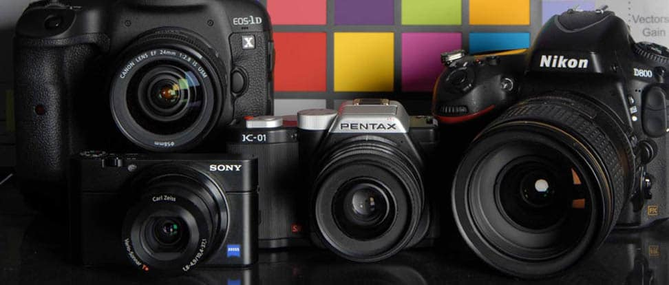 Product Image - Contax TVS Digital
