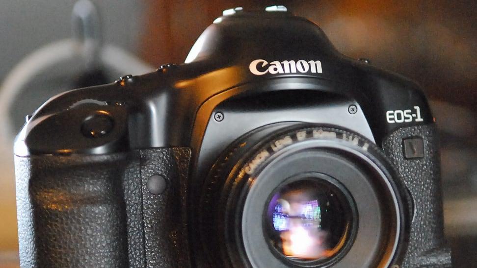Canon has killed off its very last film camera