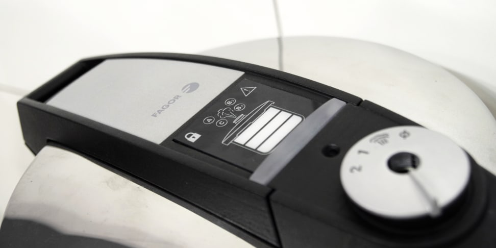 Fagor prototype pressure cooker