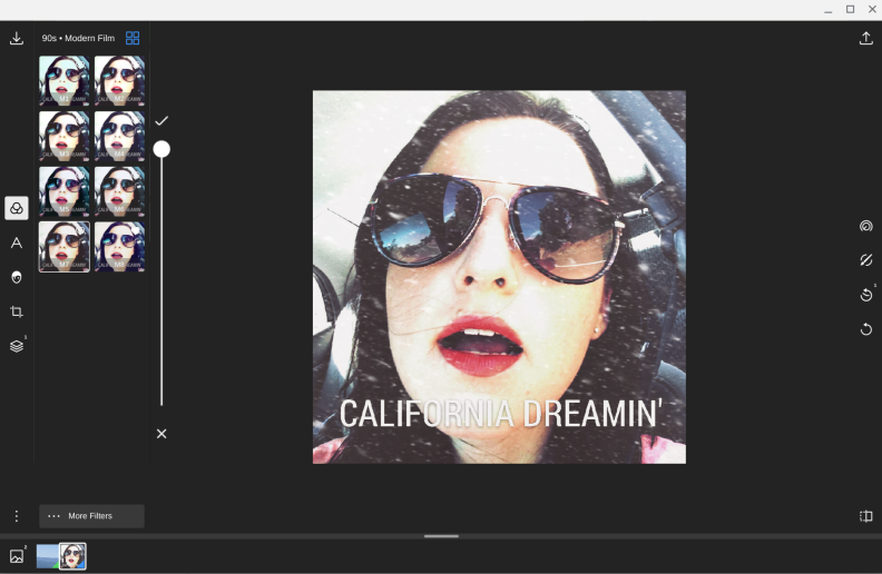 Polarr Photo Editor Chrome App