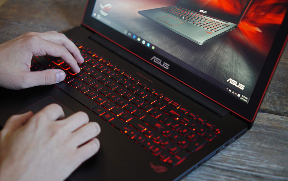 Asus ROG G501 - Using It