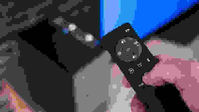 Klipsch The Fives remote